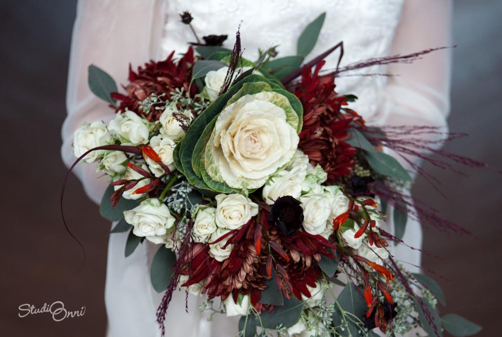 Morsiuskimppu - Kukka